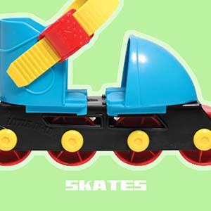 Roller and Inline Skates for Kids