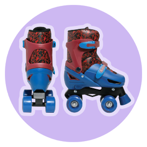 Quad Roller Skates for Kids
